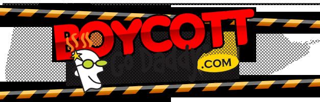 Godaddy-Boycott