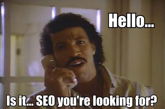 hello? SEO
