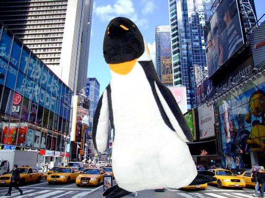 Giant Penguin SEO